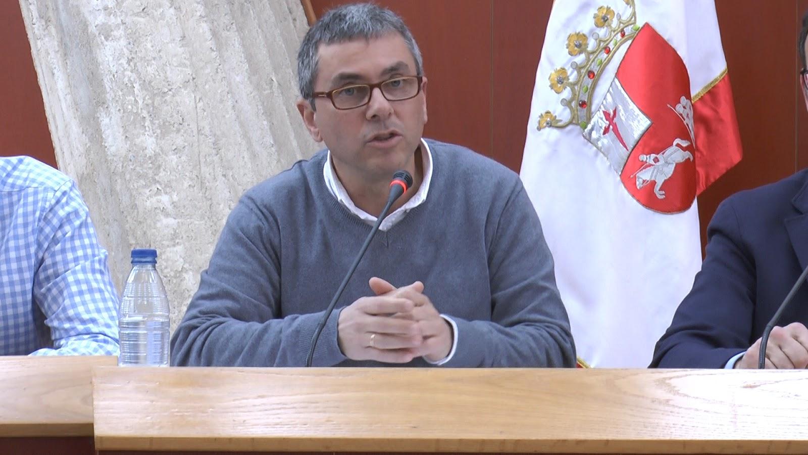 Sesión Ordinaria de Pleno en el Ayuntamiento de Villafranca