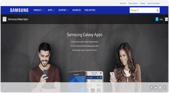 سامسونج جالاكسي ستور - Samsung Galaxy Store