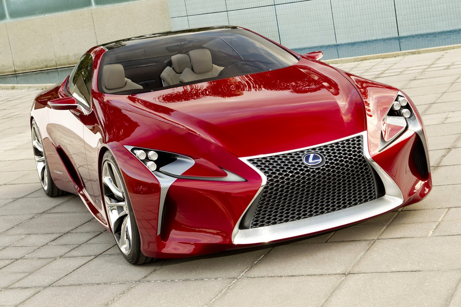 New Lexus Models Auto Car