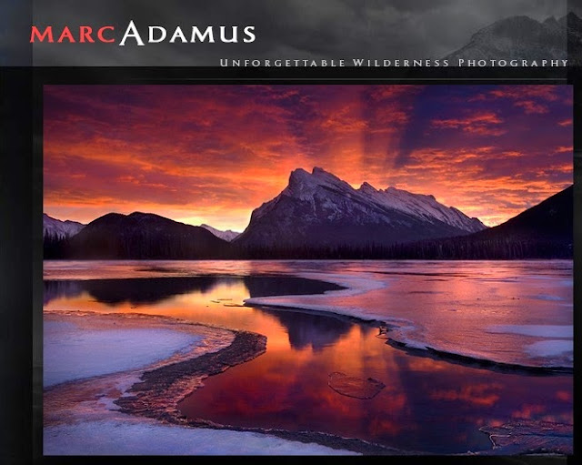 Marc Adamus - Unforgettable wilderness photography