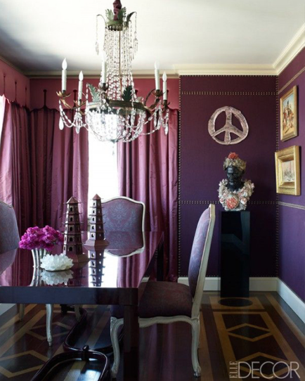 Radiant Orchid Home Decor: 27th + Luxe: MY THOUGHTS ON RADIANT ORCHID