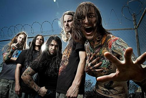 resenha banda suicide silence lbum the black crown 2012 heavy and hell. Black Bedroom Furniture Sets. Home Design Ideas