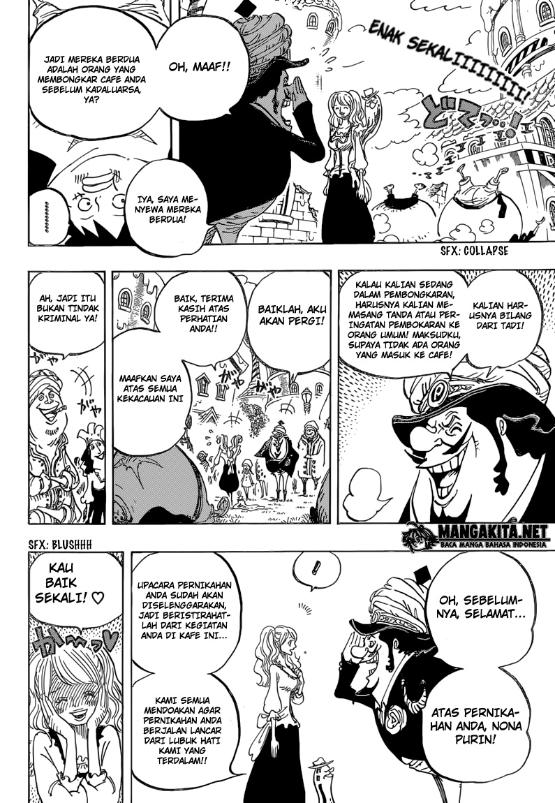 One Piece Chapter 827-13