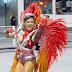 Ex Panicat Tânia Oliveira, lamenta brigas durante a apuração do carnaval de SP