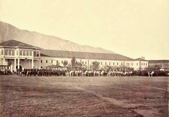 Bitola headquarters of the Ottoman army October 1863
