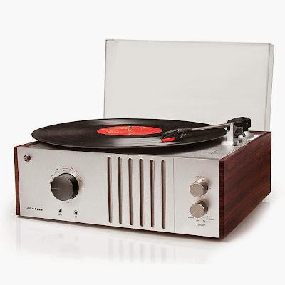 Vitrola Player com Rádio AM/FM Crosley