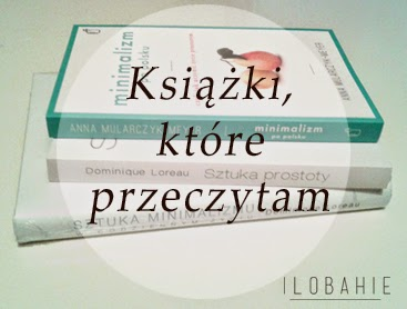 Książki na blogu