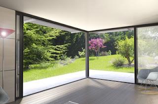 Instalación de cortinas de cristal a medida en Barcelona