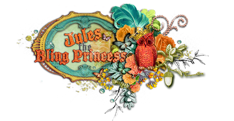 JULES THE BLING PRINCESS
