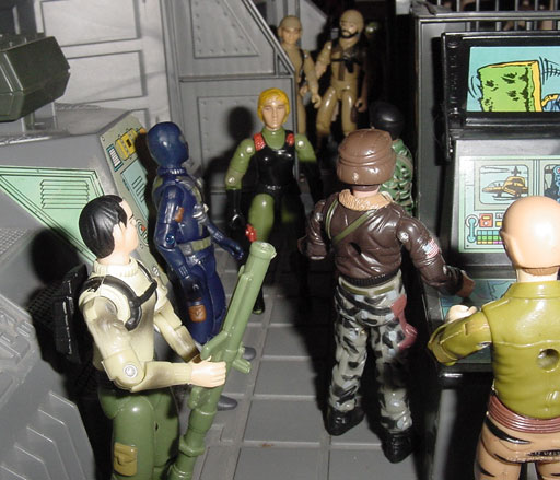 Quarrel, Undercover Scarlett, Convention Exclusive, European Exclusive, Action Force, Palitoy, Z Force, 1984 Clutch, 2001 Desert Striker, Steeler, Snake Eyes, Grunt, Stalker