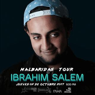 IBRAHIM SALEM: MALBARIDAS TOUR