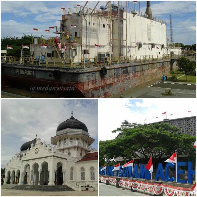 Keliling Kota banda Aceh