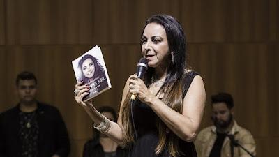 Cristina Mel concorre ao prêmio Areté com sua biografia