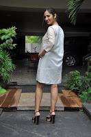 Radhika Cute Young New Actress in White Long Transparent Kurta ~  Exclusive Celebrities Galleries 007.JPG