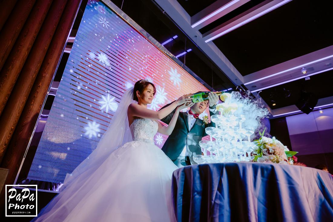 PAPA-PHOTO,婚攝,婚宴,新莊典華,典華婚攝,類婚紗