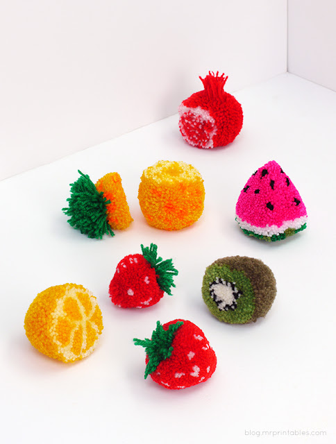vikalpah 50 fruit themed diys crafts