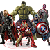 Avengers: Age of Ultron (2015) Hindi Audio File Track