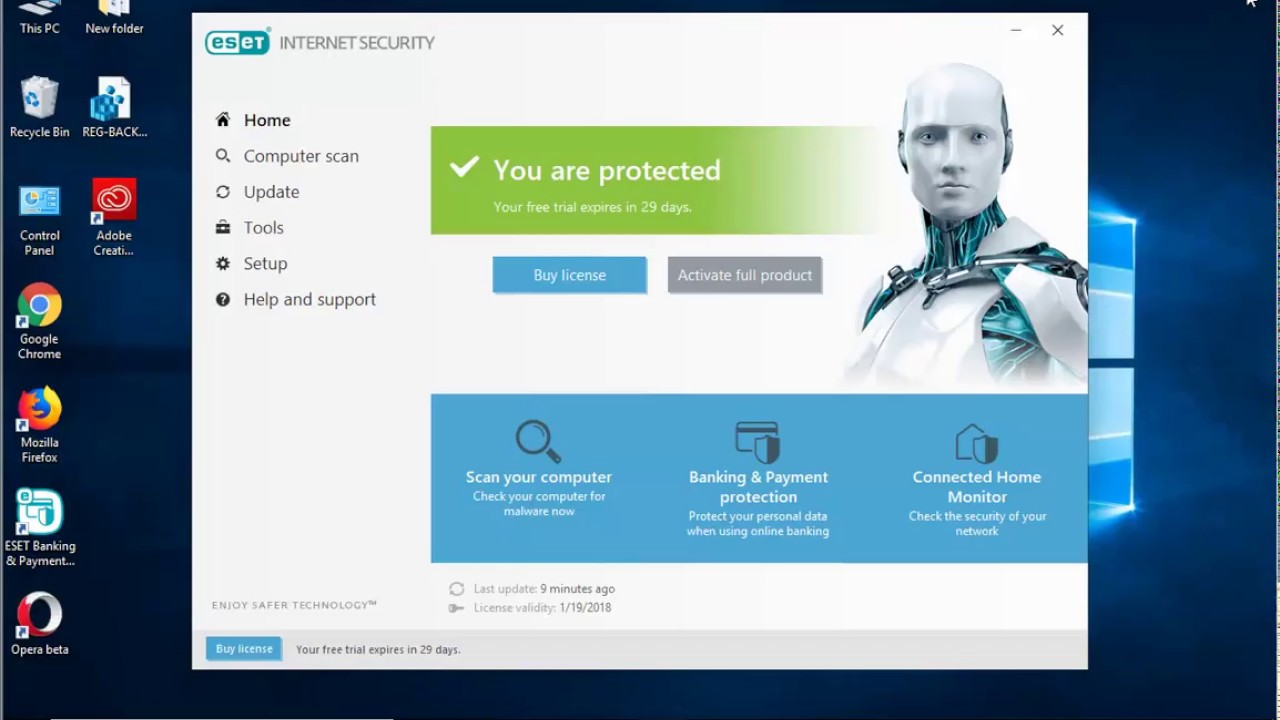 Eset Internet Security 11 0 159 0 Licnese Key Is Here