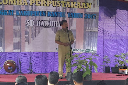 Profil Perpustakaan Sekolah SD Muhammadiyah Banguntapan, Desa Banguntapan, Bantul Yogyakarta