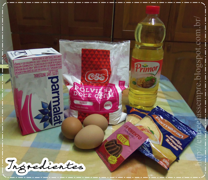 Ingredientes.
