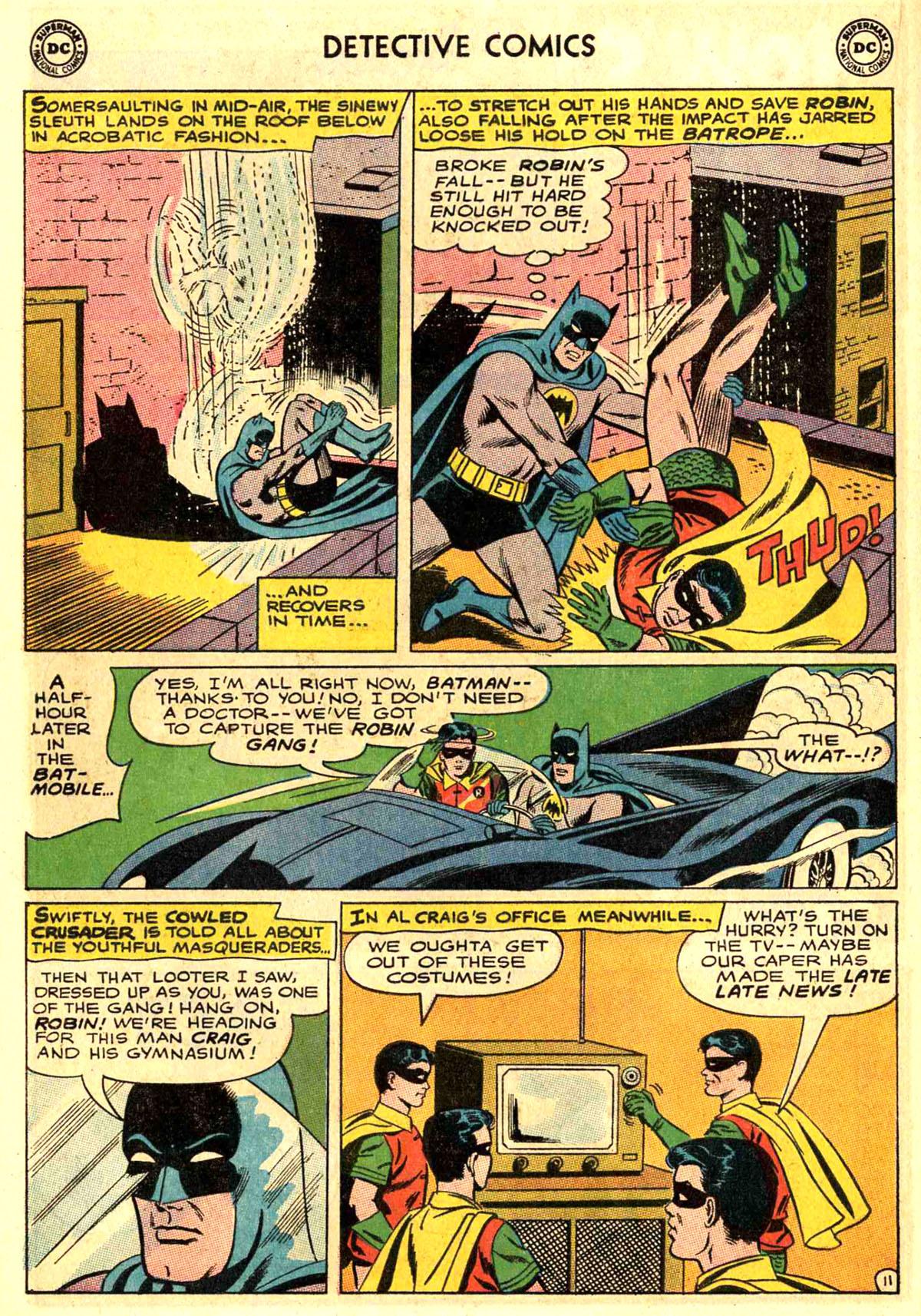 Detective Comics (1937) 342 Page 15