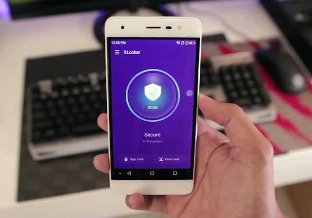 Cara Screenshot di Advan G1 Pro