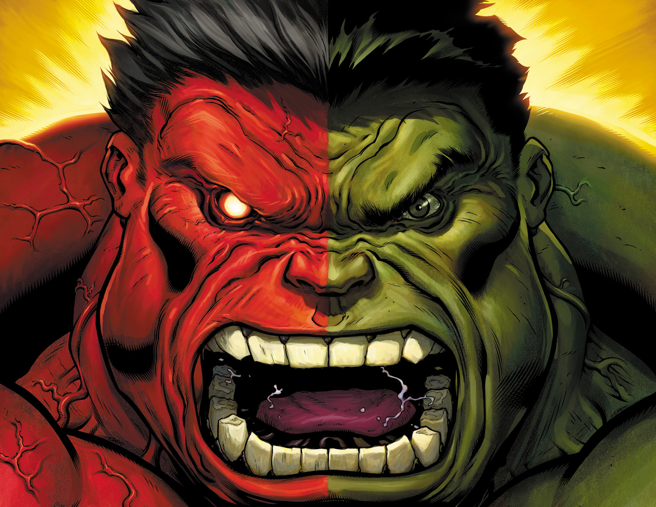 Comicsclub red hulk - Pictures of red hulk ...