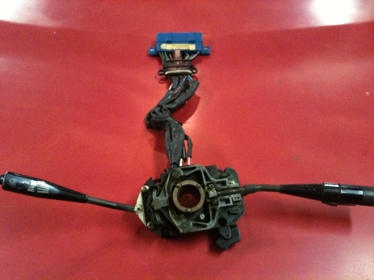 Landcruiser Parts for Sale: FJ60 Steering column turn signal