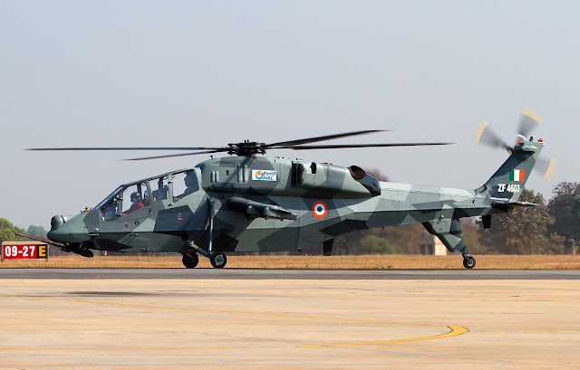 hal light combat helicopter indian air force