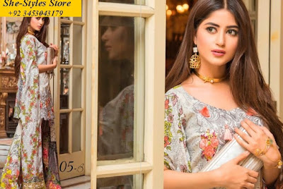 Qalamkar Luxurious Formal Range 2017 Collection