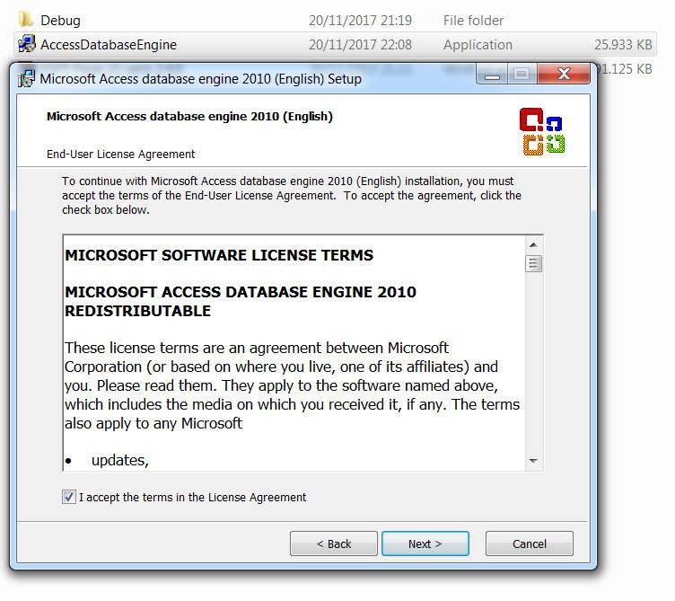 Solusi Tidak Terdapat Access Database Engine pada aplikasi ESPT Pasal 21