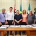 Cauê Macris, Presidente da Assembleia Legislativa de SP, visitou Santa Rita