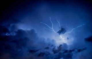 nuebes de lluvia