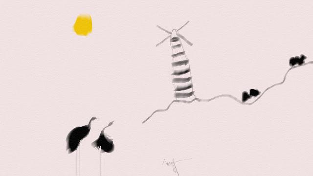 လင္းငယ္ ● မီးျပတုိက္