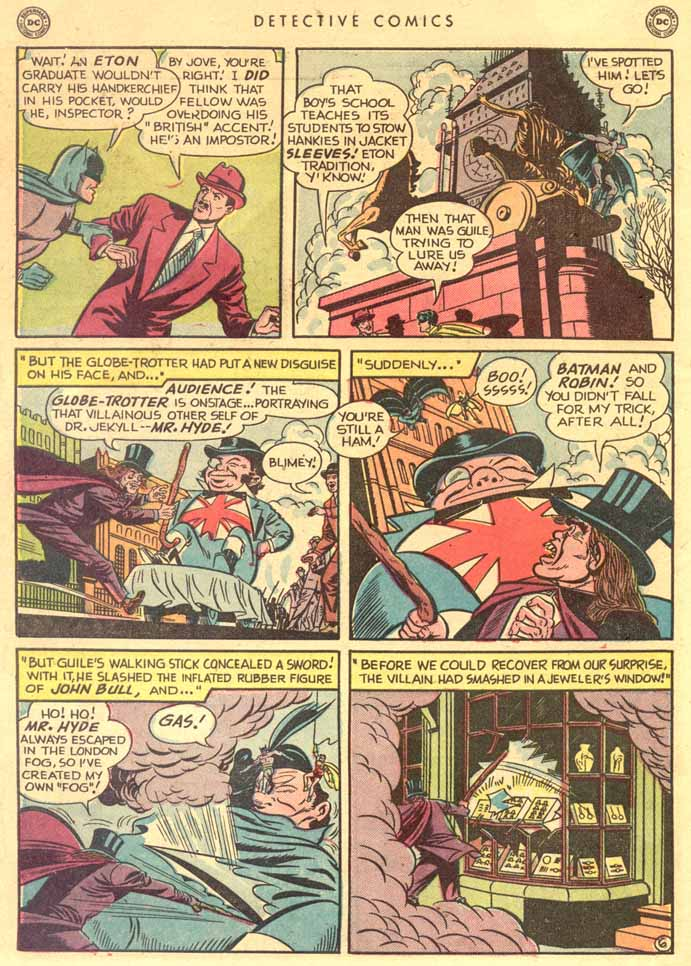 Read online Detective Comics (1937) comic -  Issue #160 - 8