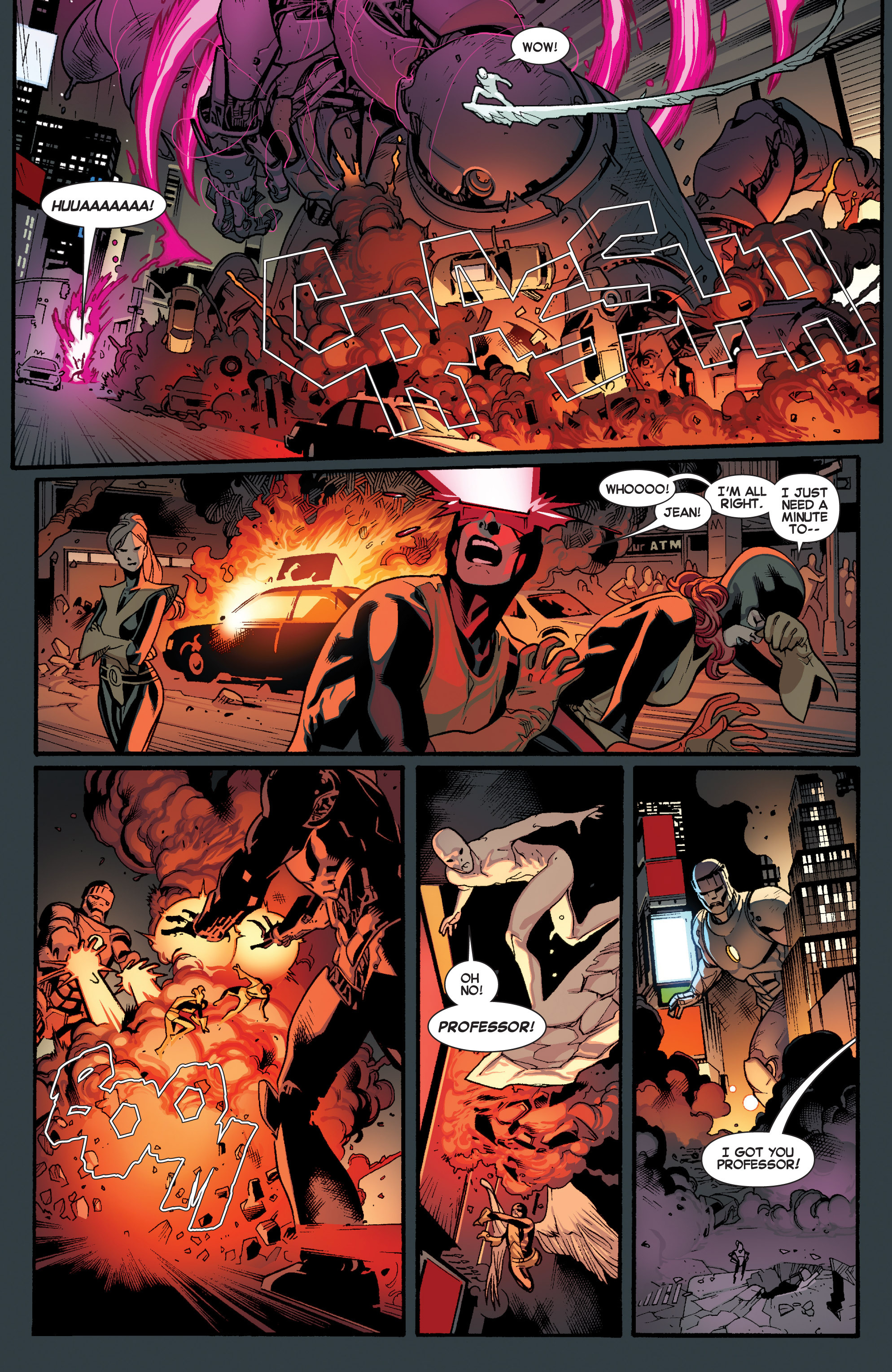 Read online All-New X-Men (2013) comic -  Issue # _Special - Here To Stay - 72