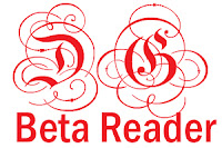 DG Beta Reader Logo