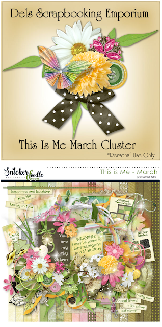 This Is Me March Cluster