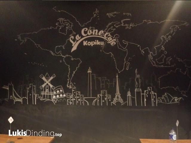 Jasa Lukisan Dinding Resto Dan Cafe