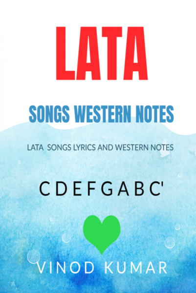 Lata songs Western notes