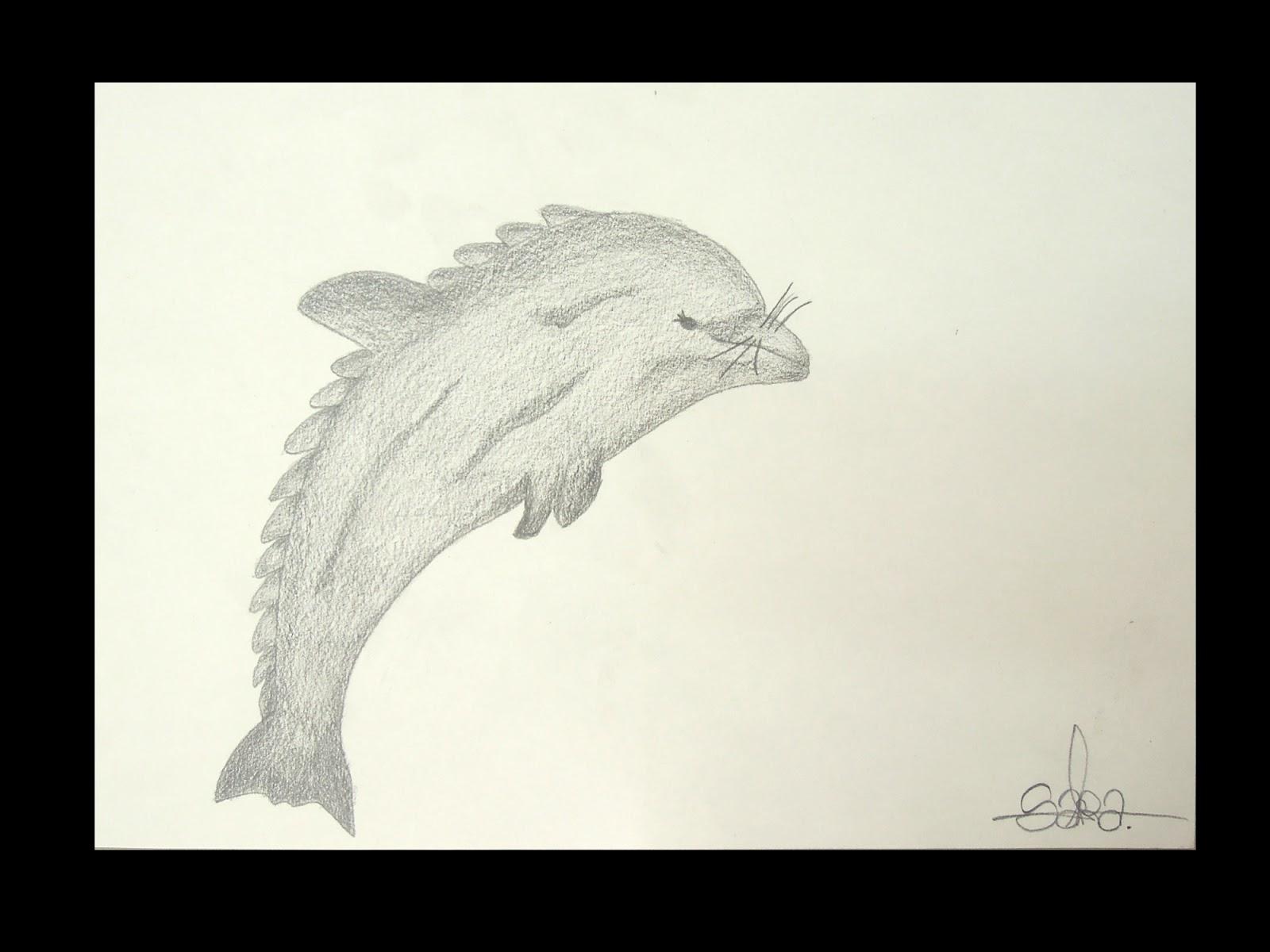 Mesa Y Lapiz: Animales Fantásticos En Dibujo Artístico I