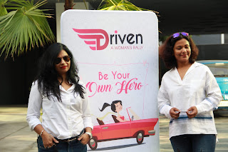 Get set for 'Driven', a woman's rally!