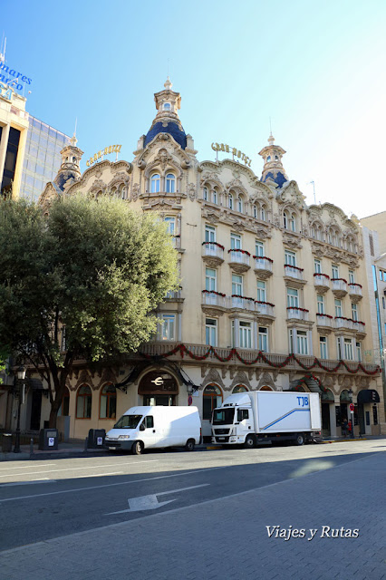 Gran Hotel, Albacete