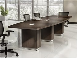 Zira Series Powered Conference Table