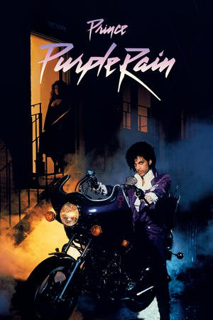 Poster Purple Rain 1984