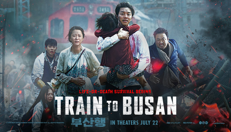 TRAIN TO BUSAN cartel