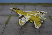 "F-16C Idolm@ster ""Mami Futami"" 1/48."