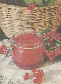 Калина, томленная в меду. Рецепт приготовления на зиму.