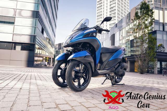 Yamaha Tricity 155, Matic Beroda Tiga Asal Yamaha