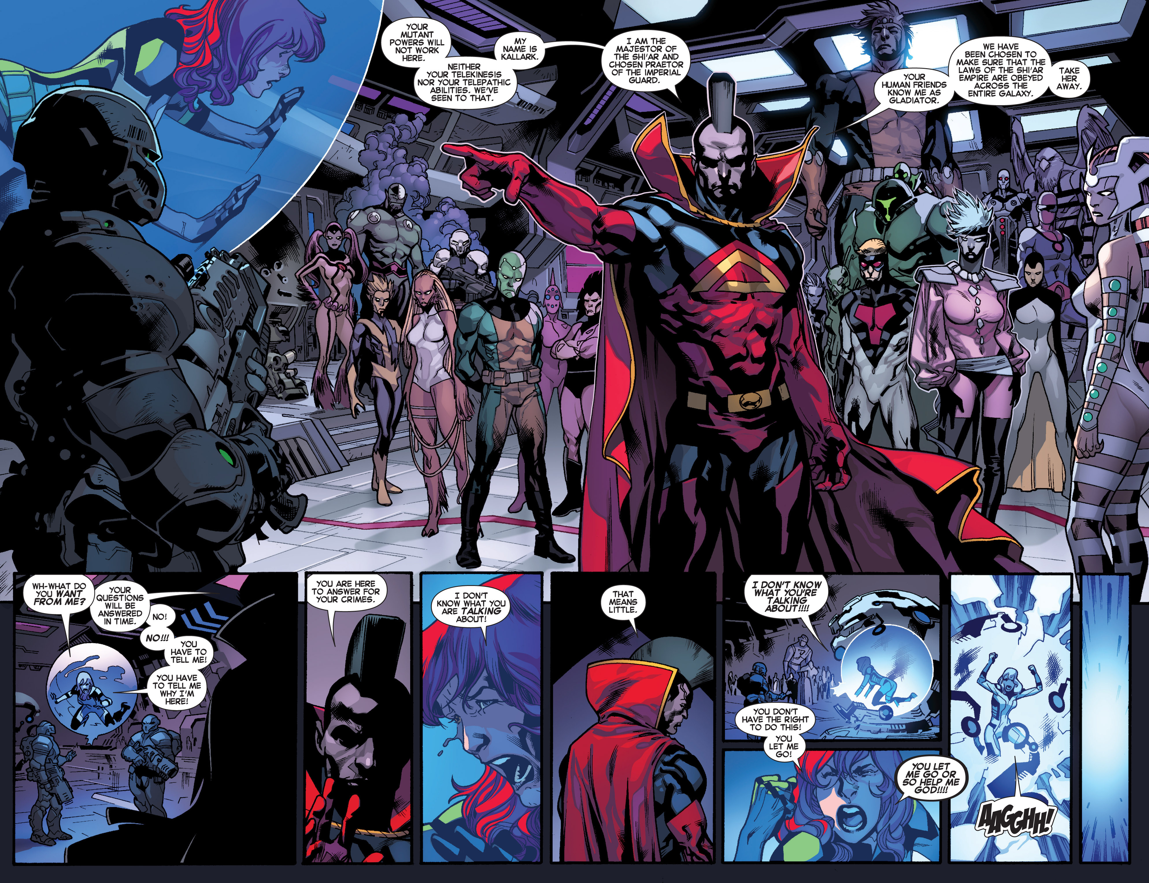 Read online All-New X-Men (2013) comic -  Issue #23 - 6